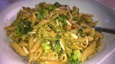 Tupun tupa: Pesto-parsakaalipasta