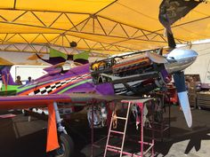 Voodoo in the pits
