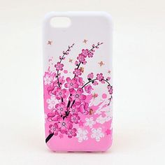 Pink Cherry Blossoms Flexible Gel Case for Apple iPhone (AT&T, Sprint & Verizon) Iphone 5c, Iphone Cases, Apple Iphone, Cheap Iphones, Skin Case, Dual Sim, Cell Phone Cases, Cell Phone Accessories, Pattern