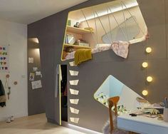 Kid's BedRooms cameretta
