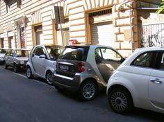 Les 5 manières de se garer à Paris - http://boulevard69.com/les-5-manieres-de-se-garer-a-paris/?Boulevard69