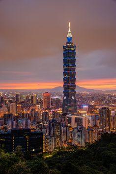 101 - Taipei - Taiwan (von DaveWilsonPhotography)