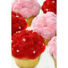 Valentine Cupcakes   Edgar's Marketplace