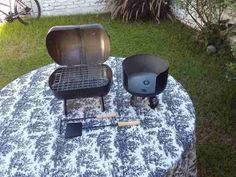 Mini Parrilla Chulengo!! Balcon!! Pesca!!! Portatil!!! - $ 999,00 Welding Art Projects, Projects To Try, Diy Wood Stove, Garden Fire Pit, Mini, Steel Art, Metal Tools, Barbecue, Grilling