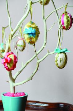 DIY Elegant Eggs   Mississippi Magazine