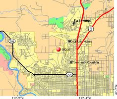 1000 images about spokane something new on pinterest for Zip code demographic lookup