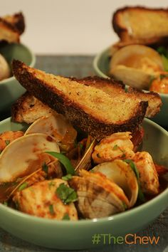 This hearty seafood stew is perfect for all seasons!