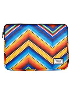 "For Tweens- A laptop case that says ""patterns don't scare me, bro."" Laptop case, $30 to $35; burton.com. Get more cheap gifts, tween gifts, and affordable gift ideas at redbookmag.com."