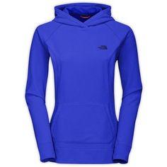 Women's Shirts Sweaters WOMEN'S TKA 100 HOODIE