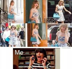 That bout sums it up. Every. SINGLE. DAY. OF. MY. SWIFTIE. LIFE