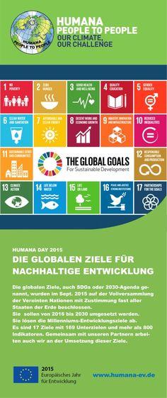 """Plakatserie Klimawandel   Hier unsere neue Plakatserie zum Thema """"Herausforderung Klimawandel"""".  Die inhaltlichen Schwerpunkte sind: - HUMANA Day 2015 - Nachhaltiger Konsum - Erneuerbare Energien - Nachhaltige Landwirtschaft"""