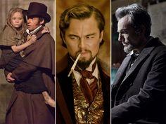 'Lincoln,' 'Django Unchained,' 'Argo' among Golden Globe nominees - NBC News Entertainment