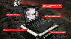 The rugged Lenovo ThinkPad T420s