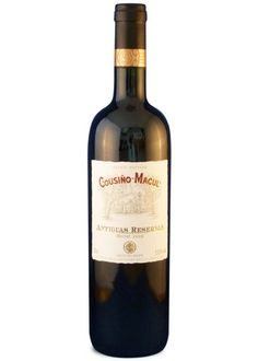 Cousino Macul - One of our all time favorite Chilean wines