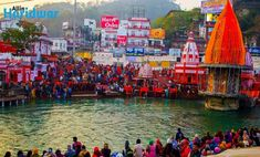 Har Ki Pauri Ghat- Bramha Kund - Haridwar- Allinharidwar Haridwar, Your Location, Get Directions, Terms Of Service, Pilgrim, Attraction, City, Travel, Viajes