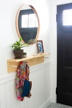 Entryway Makeover Reveal with @IKEAUSA @idlehandsawake