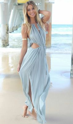 d11641b5df Girly Outfits, Beach Outfits, Bohemian Beach, Bohemian Style, Dress  Fashion, Women's