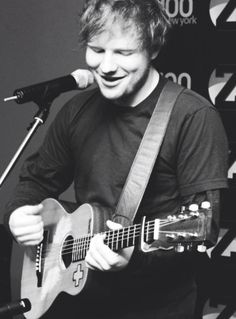 Ed Sheeran And Jeffery.