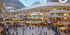 Shopping Malls in america BBC Documentary 2016 Cultural Capital, Capital City, Cali, New Museum, Shopping Malls, Most Beautiful Cities, Shopping Center, Public Transport, Pink