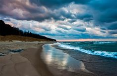 Michigan Photography, Michigan Art, Beach Photography, Beach Print, Saugatuck Michigan, Oval Beach, Saugatuck,Beach Wall Decor,Shoreline Art by 1029Gallery on Etsy https://www.etsy.com/listing/178045862/michigan-photography-michigan-art-beach