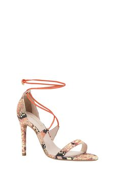 Sandalia Ankle Strap