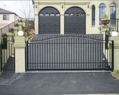 We specialize in Solar Gate Openers that offer you the perfect solution for every driveway with a range of accessories. Solar Gate Opener, Automatic Gate Opener, Swing Gate Opener, Driveway Gate Openers, Double Gate, Electric Gates, Sliding Gate, Metal Gates, Driveway Landscaping