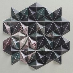 I love geometric paintings