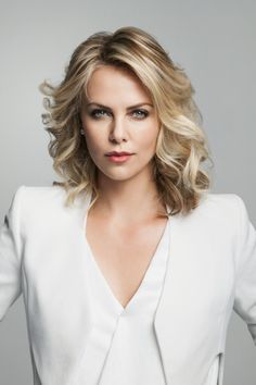 Charlize Theron--one of my absolute favorite actresses of all time!