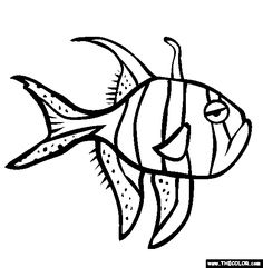 Color pictures, email pictures, and more with these Sea Life coloring pages. Click on any Sea Life picture above to start coloring. When the online coloring page has loaded, select a color and start clicking on the picture to color it in.