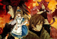 Heart no Kuni no Alice - OMG seriously the best thing ever. <3 <3 <3