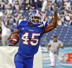 Dominique Rodgers-Cromartie # 45 Tennessee State Tigers CB