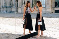 Ten Street-Style Tricks To Wear Now