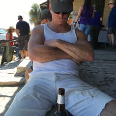 The #man the #myth the #Legend #SteveCampbell! Catching some #Zzz's in #Terlingua during the annual #ChihuahuaRaces. #RunningOnReefer #CannabisKeepsMeActive #ChisosMountains #TrailRunning #PaddleLife #Rivermen #RiverExpeditions #WV