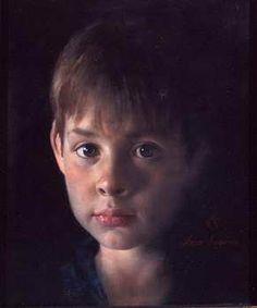 Arte posmodernismo. Pinturas de óleo. Arsen Kurbanov.