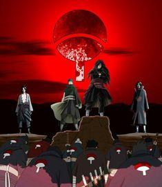 Naruto Shippuden Sasuke, Madara Uchiha, Anime Naruto, Naruto Comic, Wallpaper Naruto Shippuden, Naruto Sasuke Sakura, Naruto Wallpaper, Naruto Art, Otaku Anime