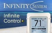 Infinity System; Infinite Control Thermostat #PurlsSheetMetal