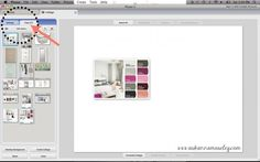 How to select pictures for a collage