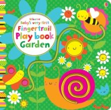A brightly coloured, high-contrast, touchy-feely book for babies.Delightful to share, this book will engage even a tiny baby's attention and as babies grow they will love to trace their ...