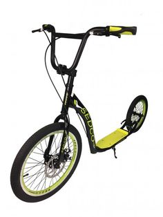 Koloběžka Sedco Hill 20-16 černá Mikasa, Stationary, Gym Equipment, Bike, Bicycle, Bicycles, Workout Equipment