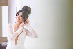Beautiful Berta bride