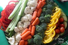 Basic Vegetable tray