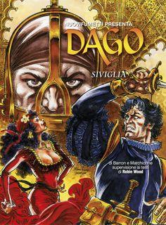 Fumetti EDITORIALE AUREA, Collana DAGO ANNEE 22 2016