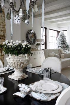 Decorate the chandy! See more photos: http://www.hgtv.ca/holidays/photos_gallery.aspx?coll_id=6442450963