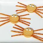 Kids Recipes: Spider Oreos