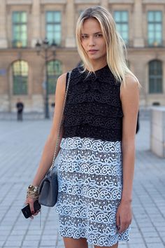 Natasha Poly Street style