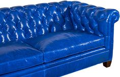 The Chesterfield Sofa by Casco Bay Furniture. Compare to Pottery Barn Chesterfield Collection. True 8 Way Hand Tied Springs, Hardwood Frame and 5 Down Cushion Options. Casco Bay, Chesterfield Sofa, Leather Furniture, Pottery Barn, Hardwood, Cushions, Frame, Collection, Home Decor