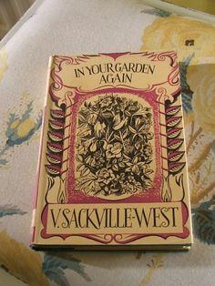 Vita Sackville West Book Vita Sackville West, Old Books, Vintage Books, Vintage Art, Book Cover Art, Book Covers, Bloomsbury Group, Ex Libris, Book Jacket