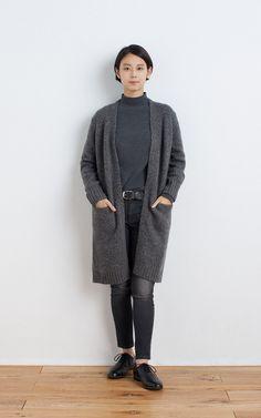 2016 秋冬 コーディネートカタログ | 婦人 | 無印良品