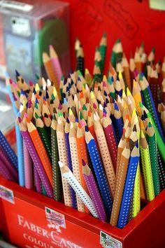 Colores Faber-Castell #TodoParaCrear
