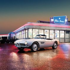 Elvis' BMW 507 Roadster Is Finally Ready For Another Drive